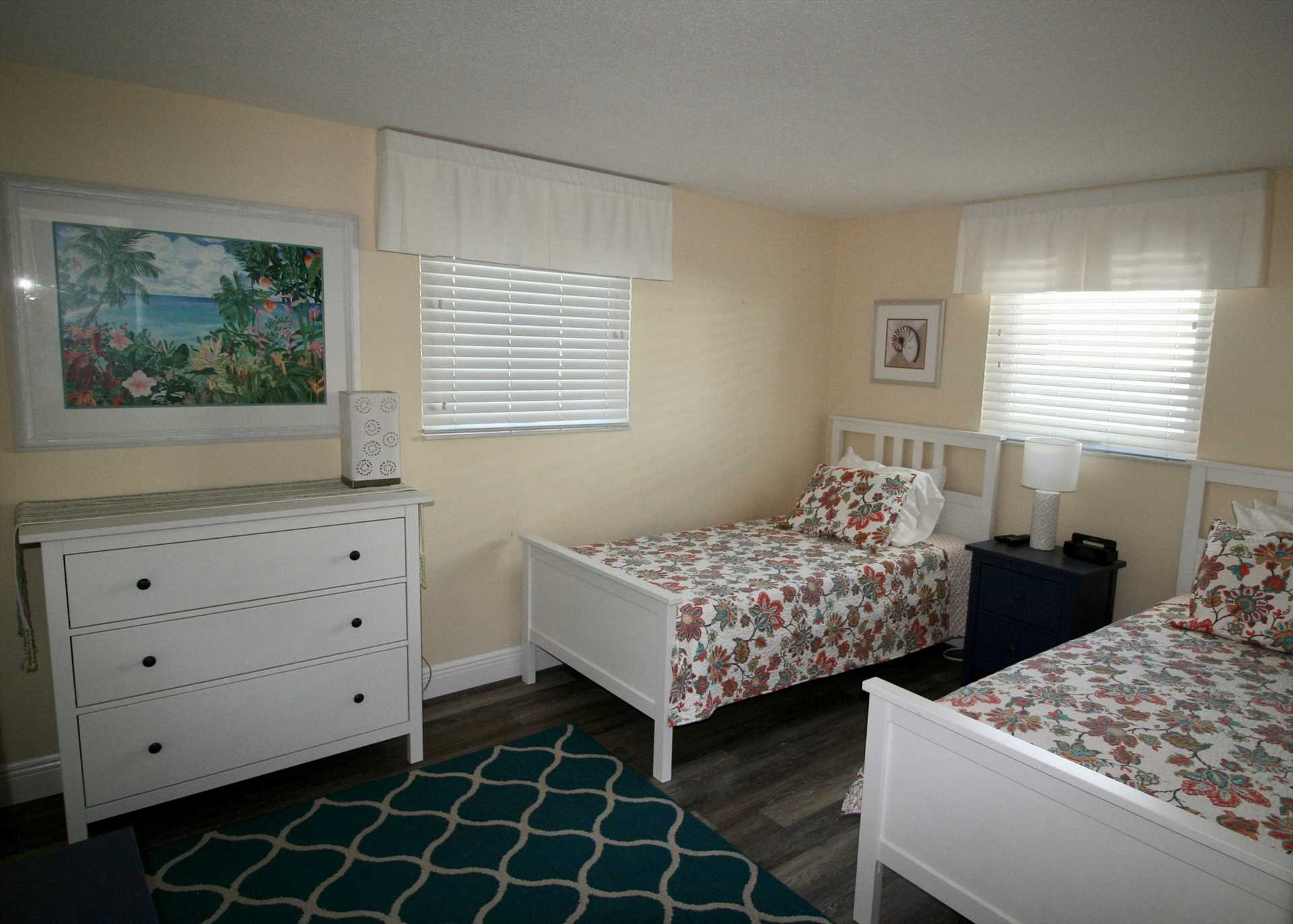 Guest accommodations